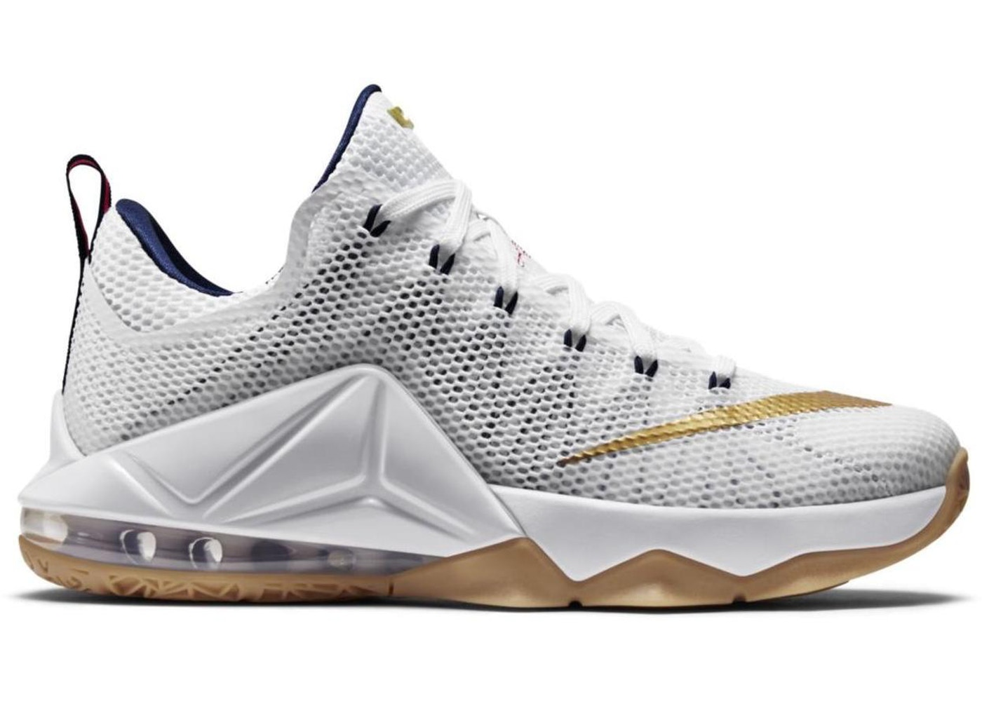 aca081ac92e8 LeBron 12 Low USA - 724557-174