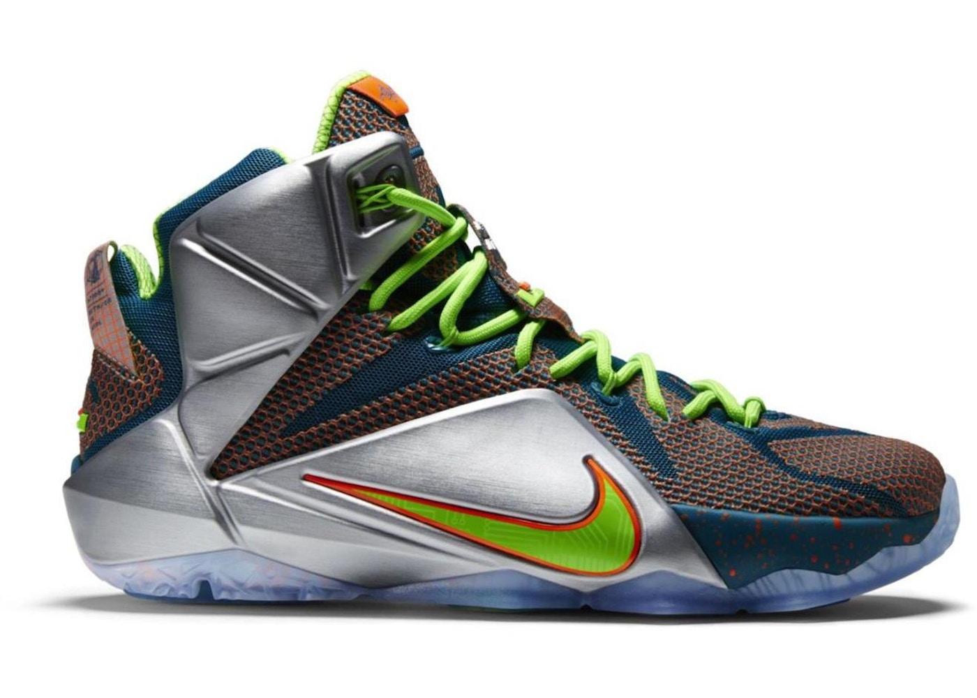 buy popular 247dc 9a7b9 Buy Nike LeBron 12 Shoes   Deadstock Sneakers
