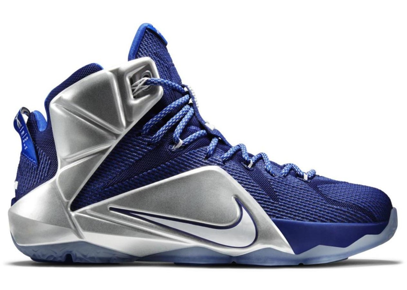 sneakers for cheap 2b14b def79 LeBron 12 What If - 684593-410