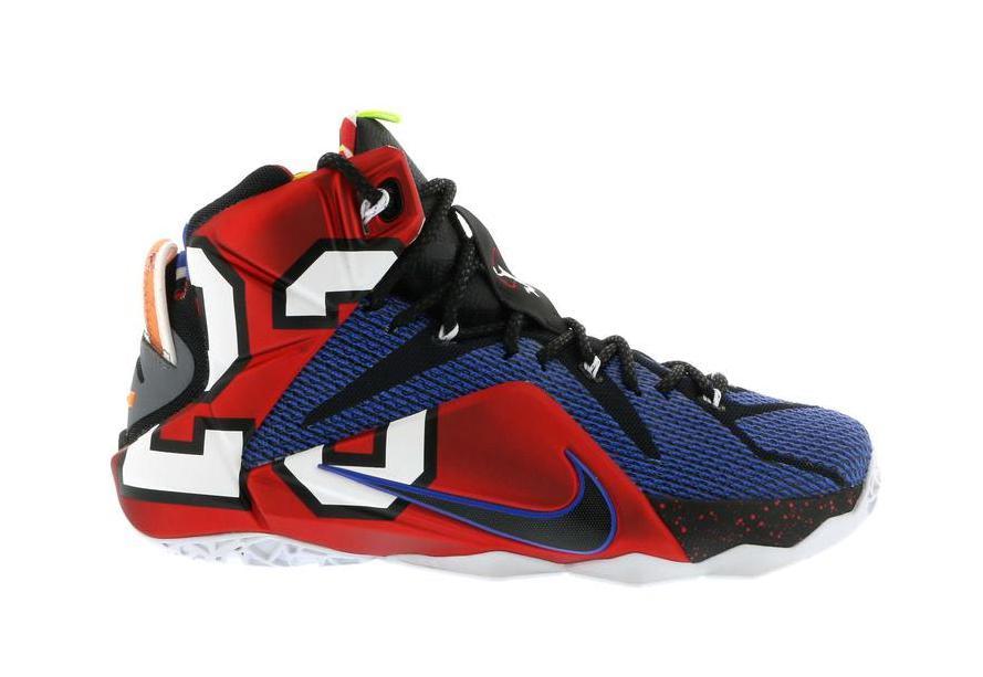 Nike LeBron 12 What the LeBron - 802193
