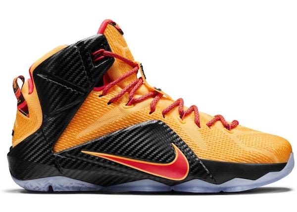 new arrival 65a1c fbc6b Buy Nike LeBron 12 Shoes & Deadstock Sneakers