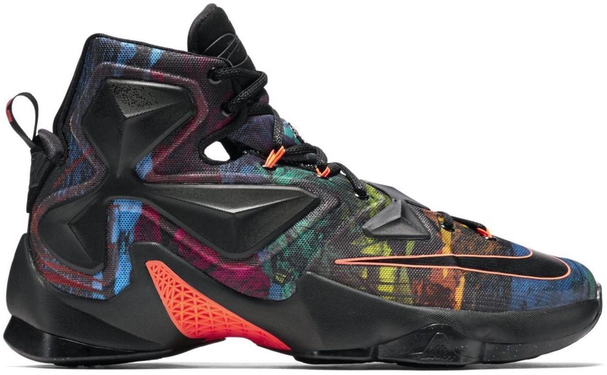 Nike LeBron 13 Akronite