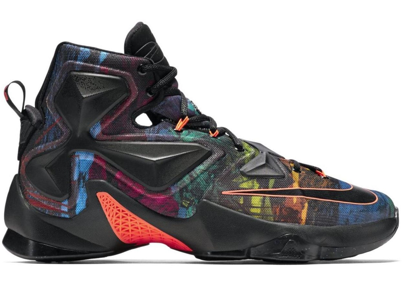 pretty nice 82421 d2bfe Nike LeBron 13 Akronite