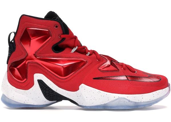 wholesale dealer 52654 063a7 Nike LeBron 13 Shoes - Total Sold