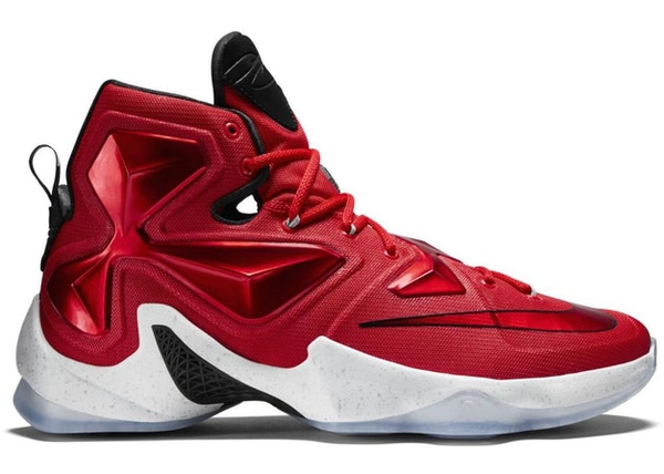 buy popular b2508 5872b Nike LeBron 13 Away - 807219-610