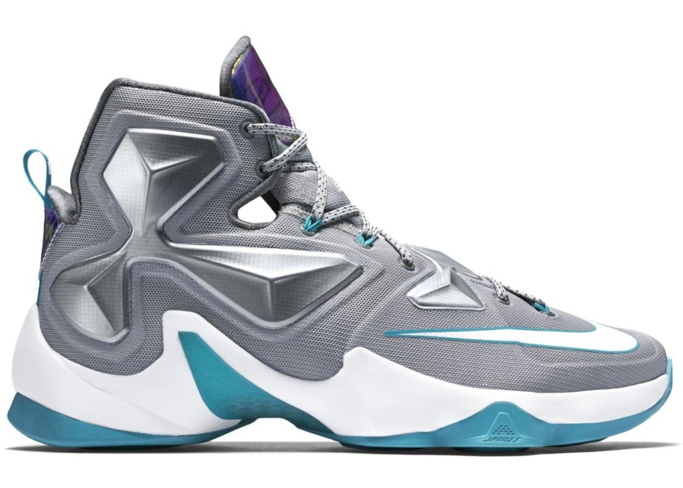 finest selection e1554 ba7f0 LeBron 13 Blue Lagoon