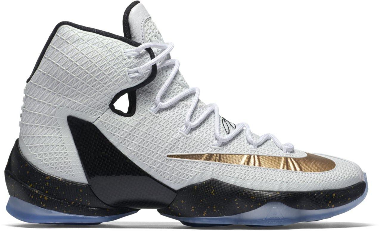 Nike LeBron 13 Elite Gold - 831923-170
