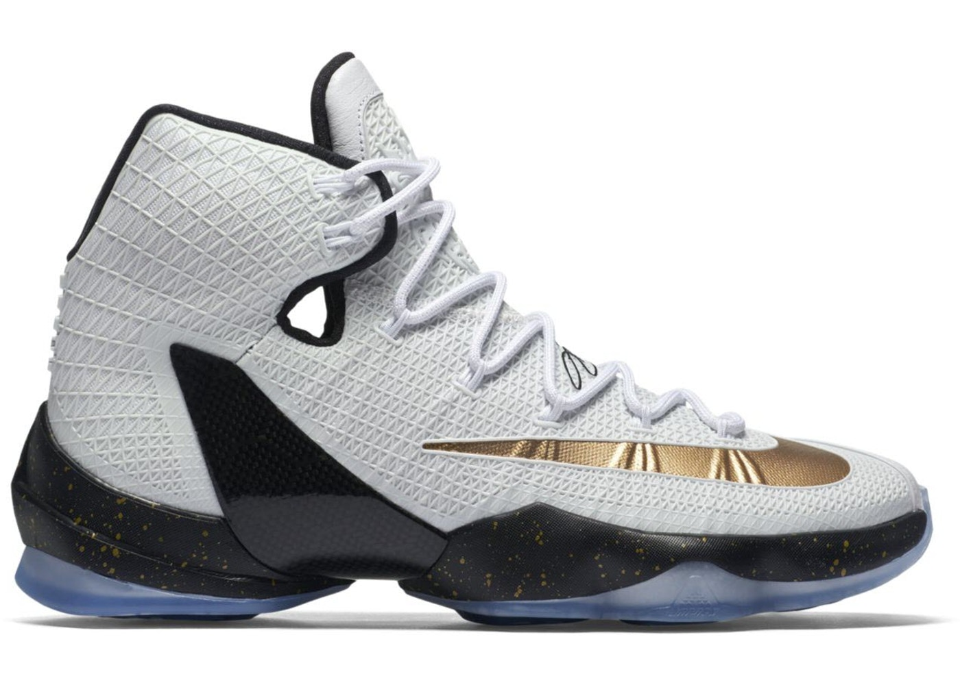 on sale 31728 f021a Sell. or Ask. Size  9.5. View All Bids. LeBron 13 Elite Gold