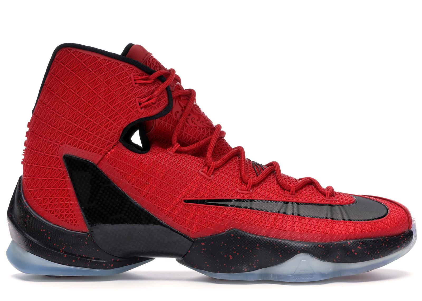 Nike LeBron 13 Elite University Red