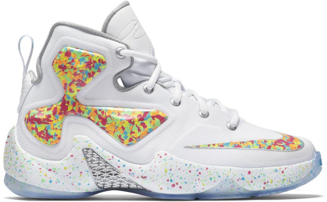 cheaper 46b58 2ee4e ... nike lebron shoes 2a0bb d9b21 australia lebron 13 fruity pebbles gs  17fb2 fca3c ...
