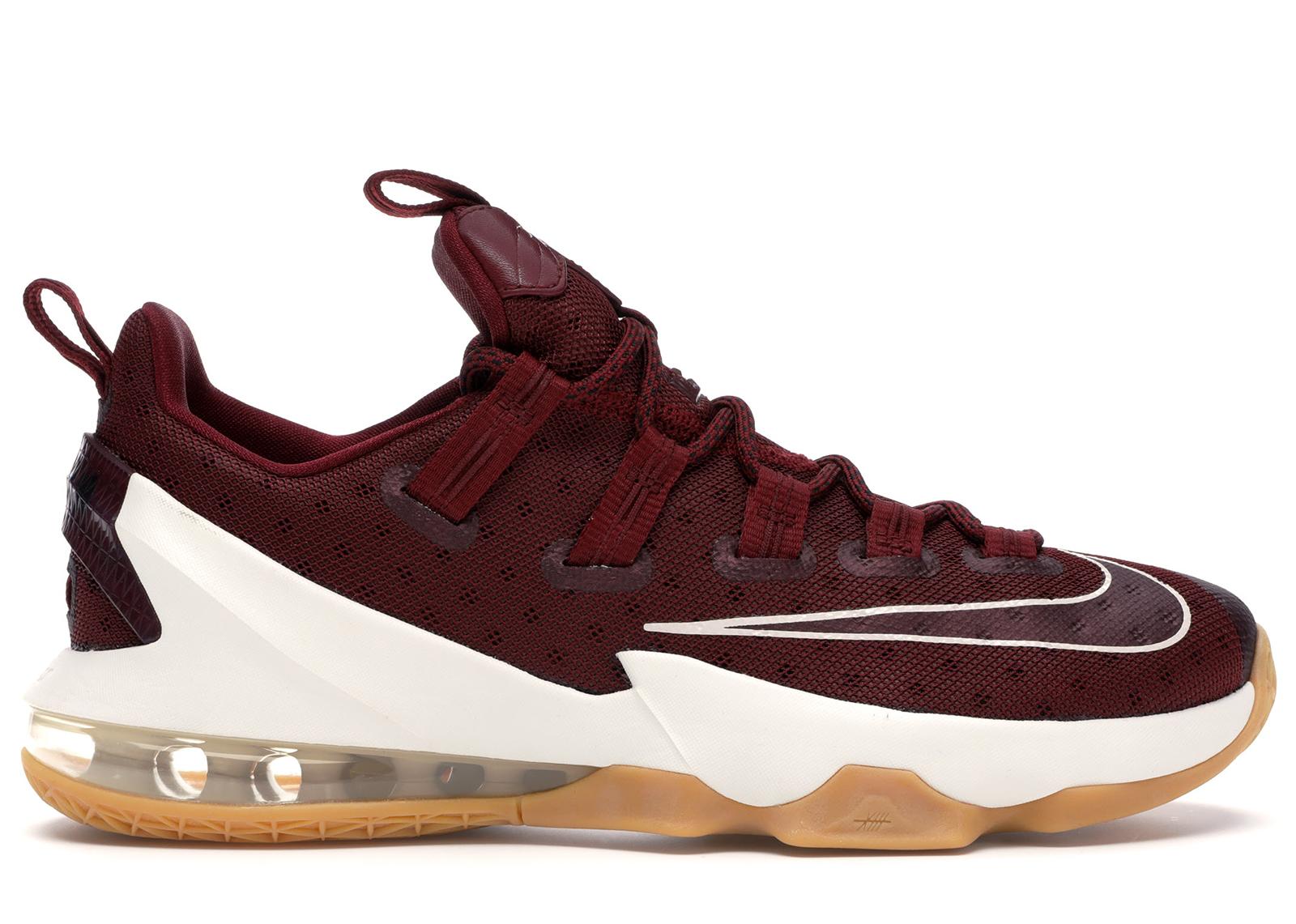 Nike LeBron 13 Low Cavs - 831925-610