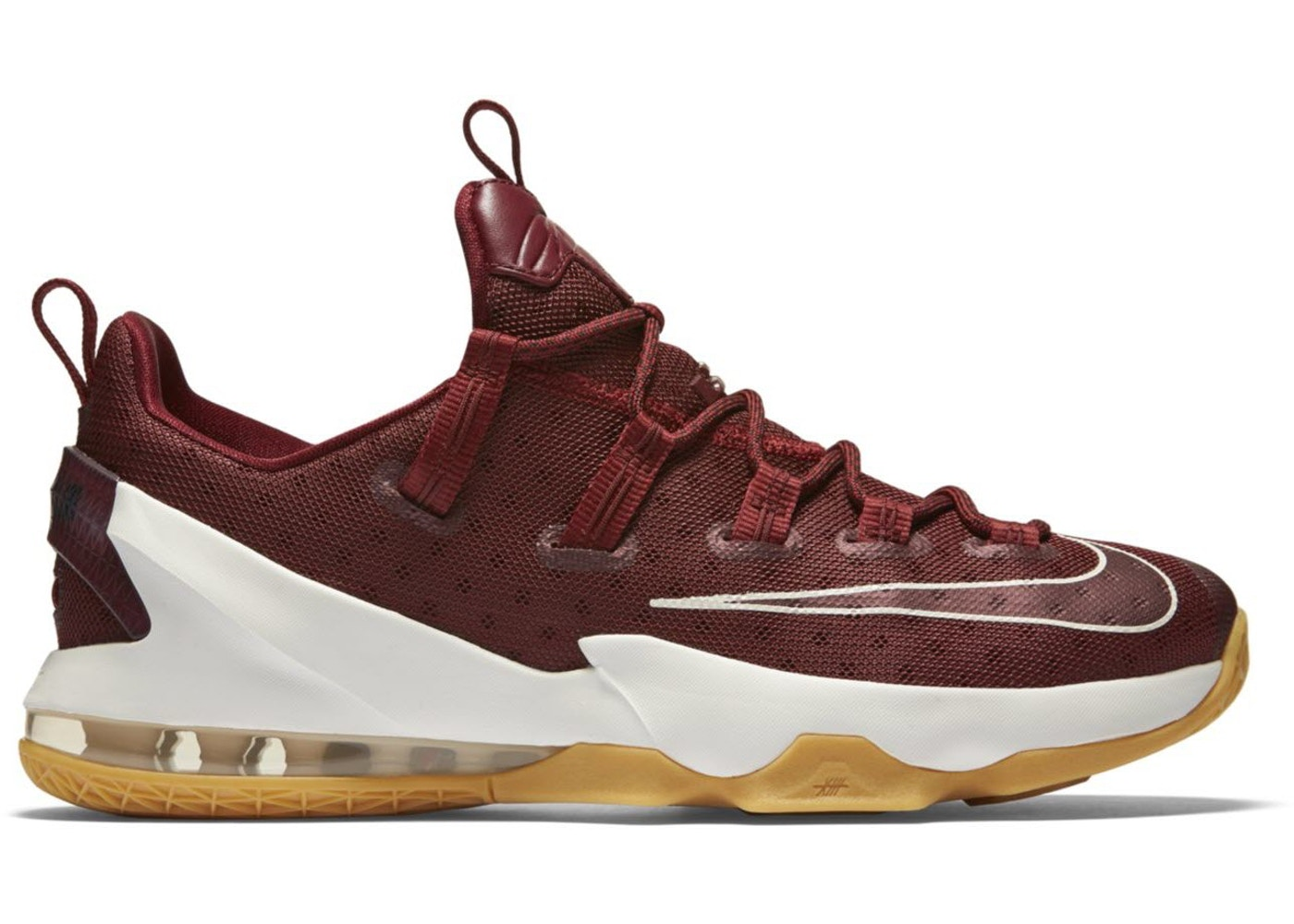 quality design d4b80 c3ee5 LeBron 13 Low Cavs