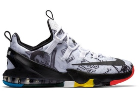 the best attitude 3a3b6 9e594 Nike LeBron 13 Shoes - Average Sale Price