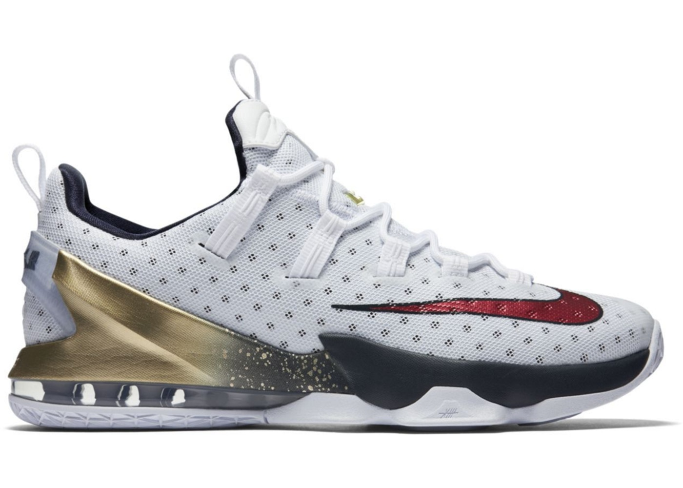 the latest 380ca 95a94 LeBron 13 Low Olympic