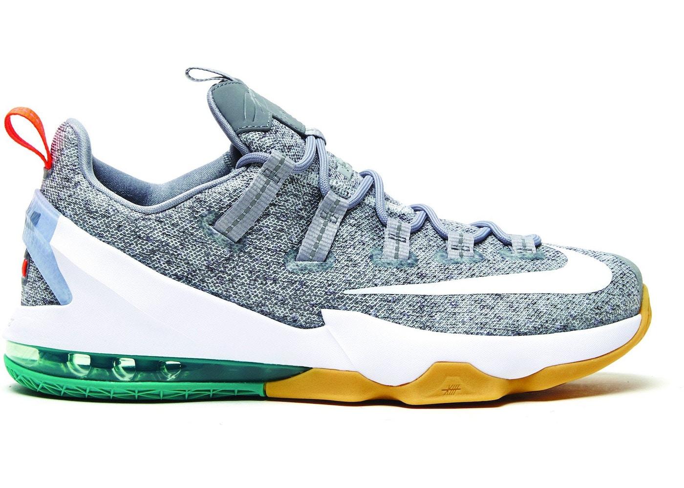 Nike LeBron 13 Shoes - Average Sale Price