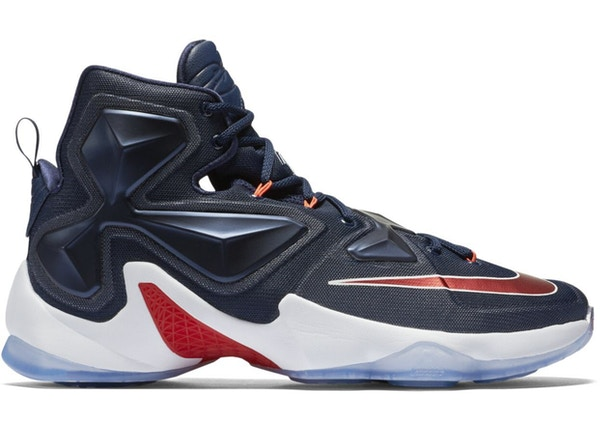 Buy Nike LeBron 13 Shoes   Deadstock Sneakers 1baa9cd6a