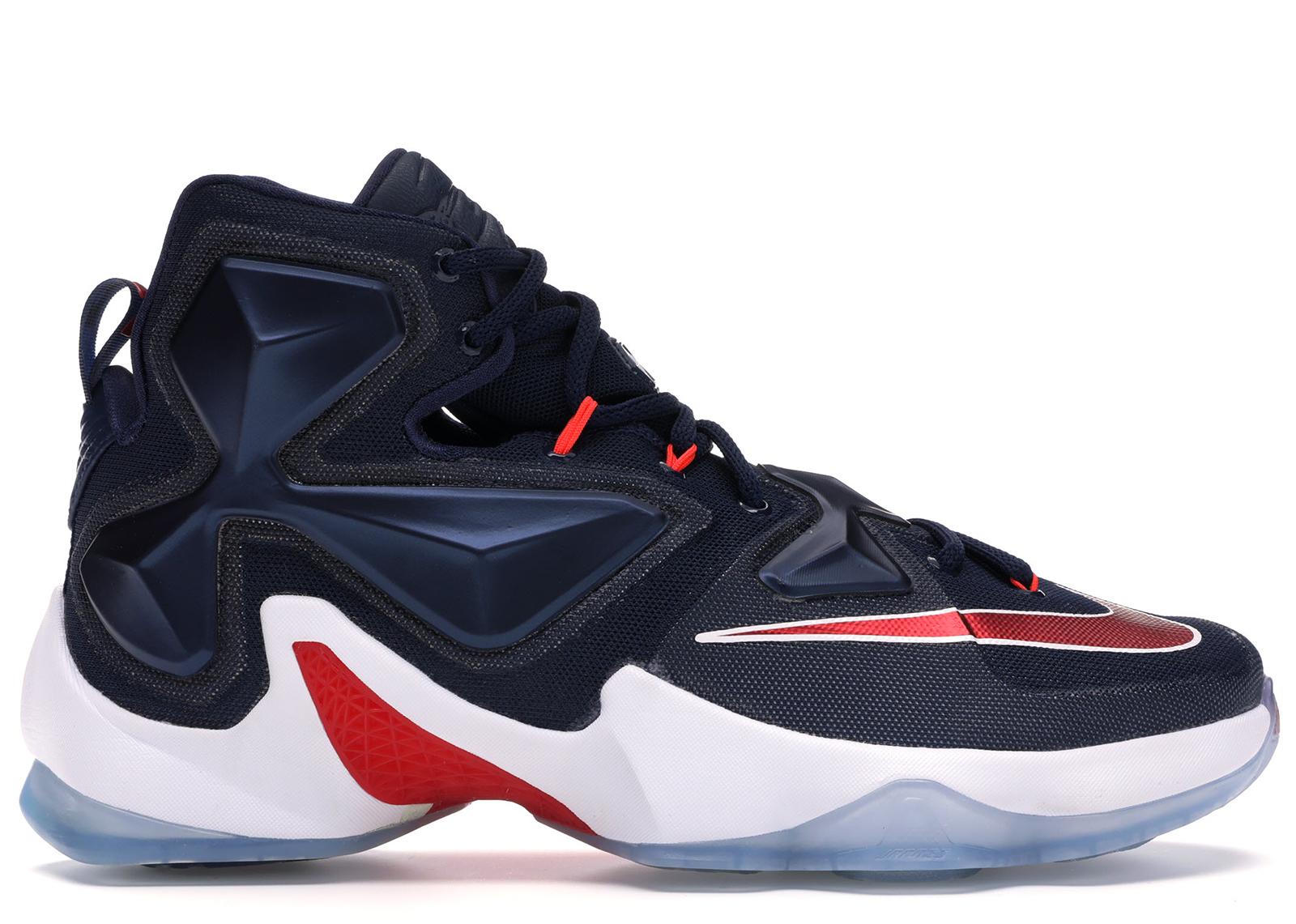 Nike LeBron 13 Midnight Navy - 807219-461