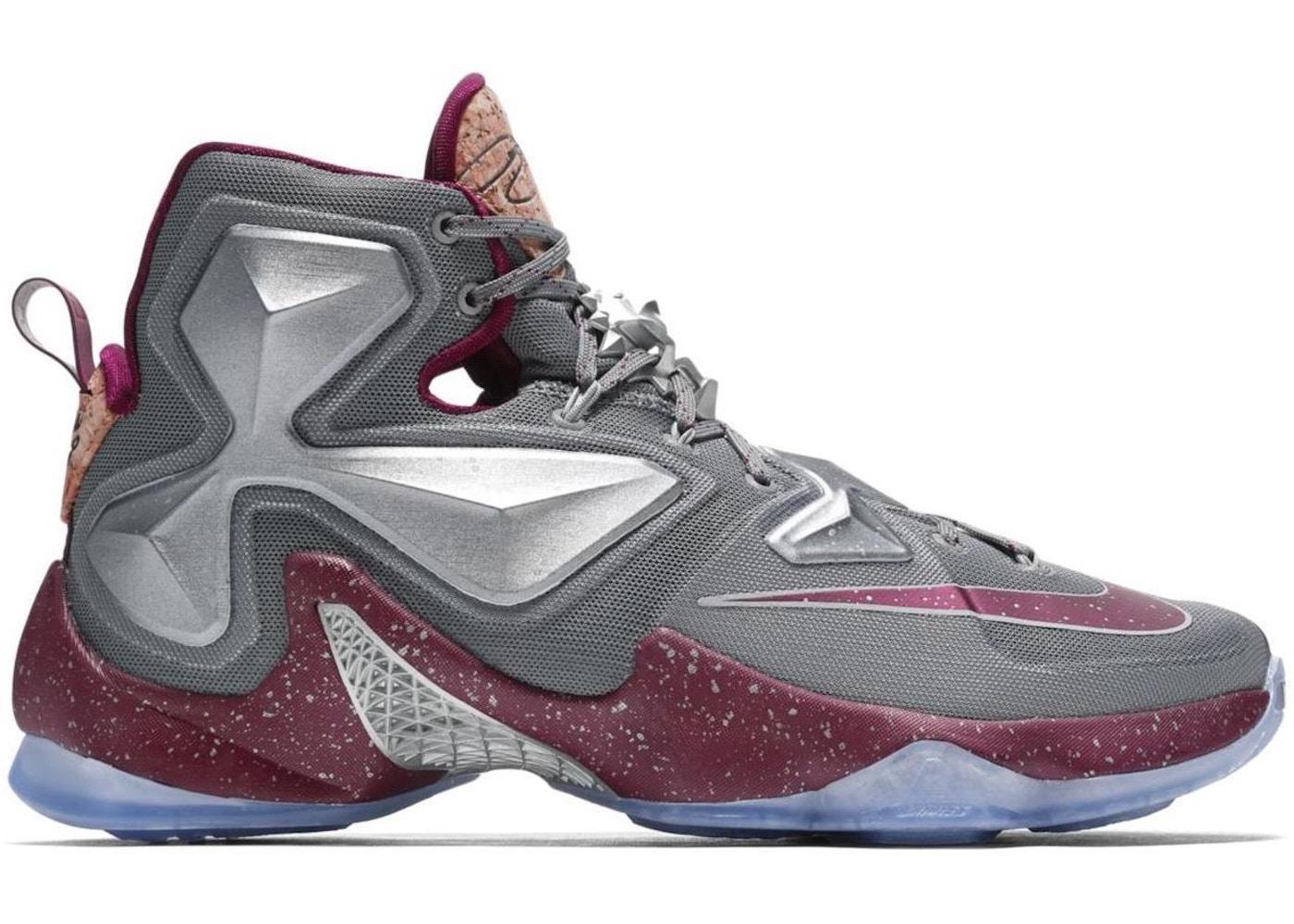 3e154c0d53d3 Nike LeBron 13 Shoes - Average Sale Price
