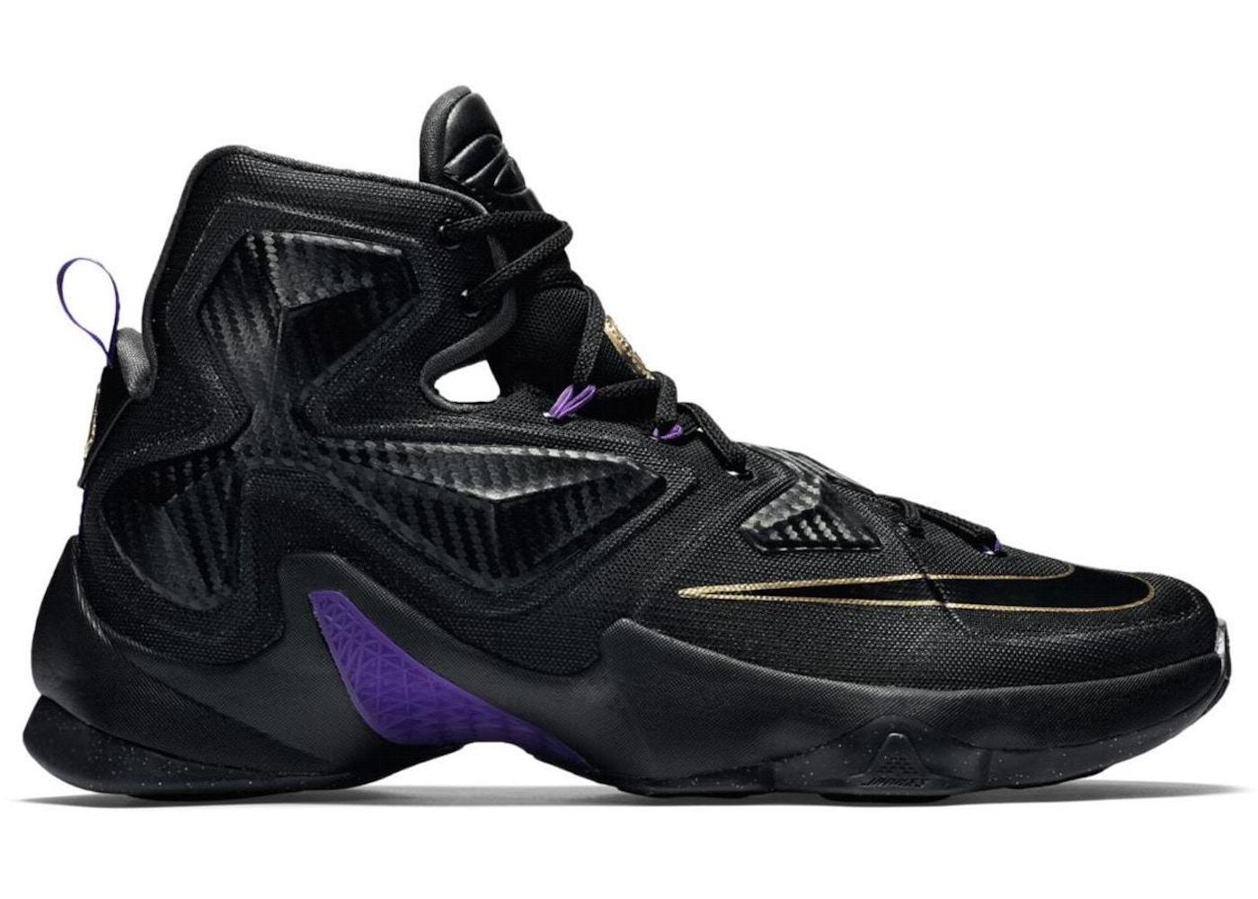 ed1d784f48bb9 Buy Nike LeBron 13 Shoes   Deadstock Sneakers