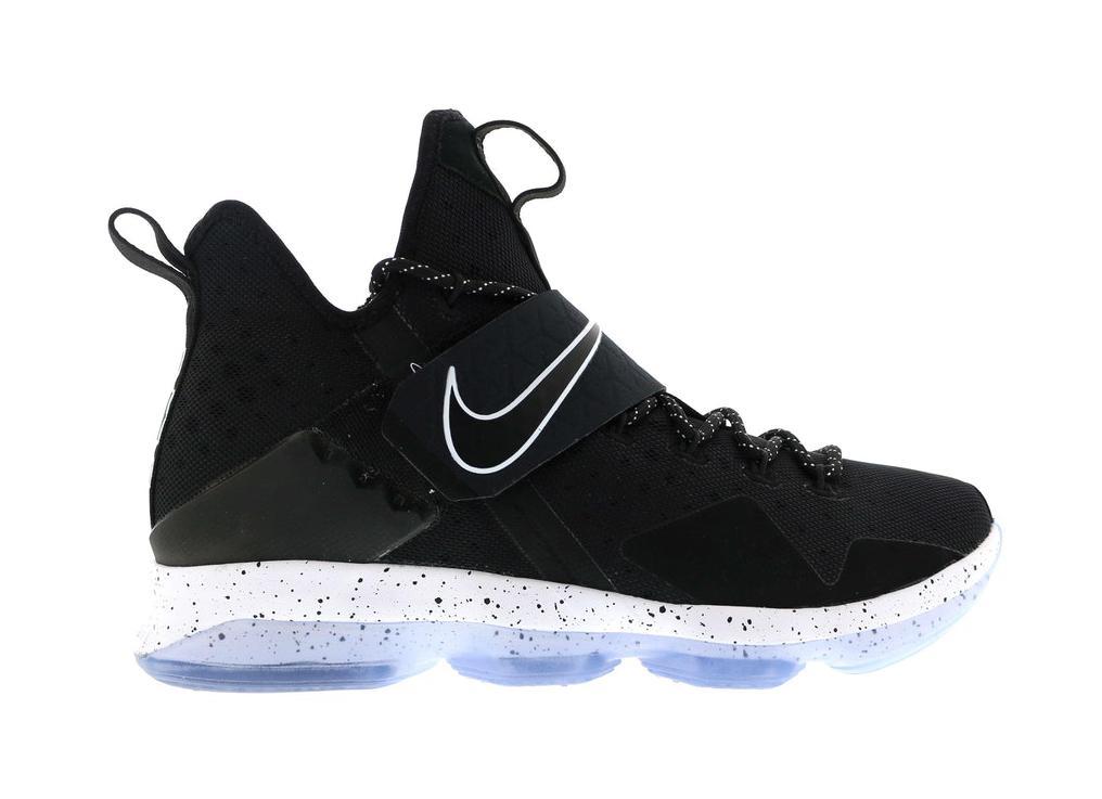 Nike LeBron 14 Black Ice - 852405-002