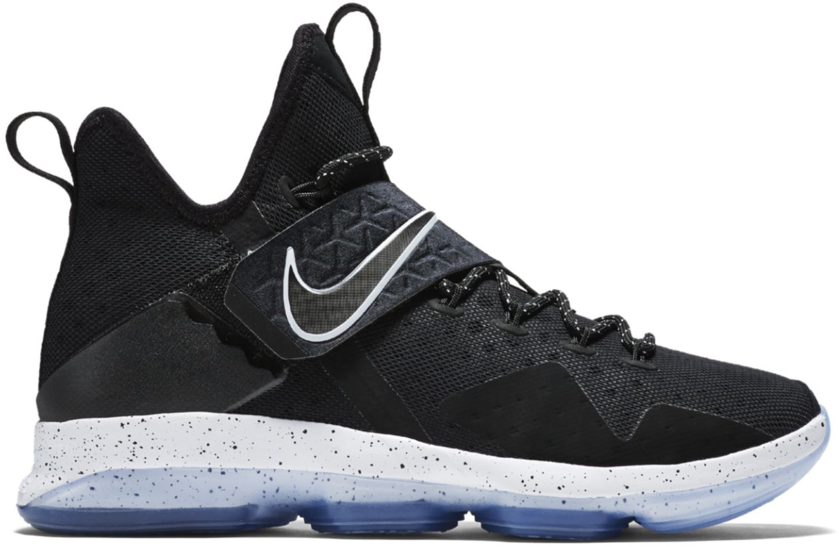 Lebron 14 Black Ice