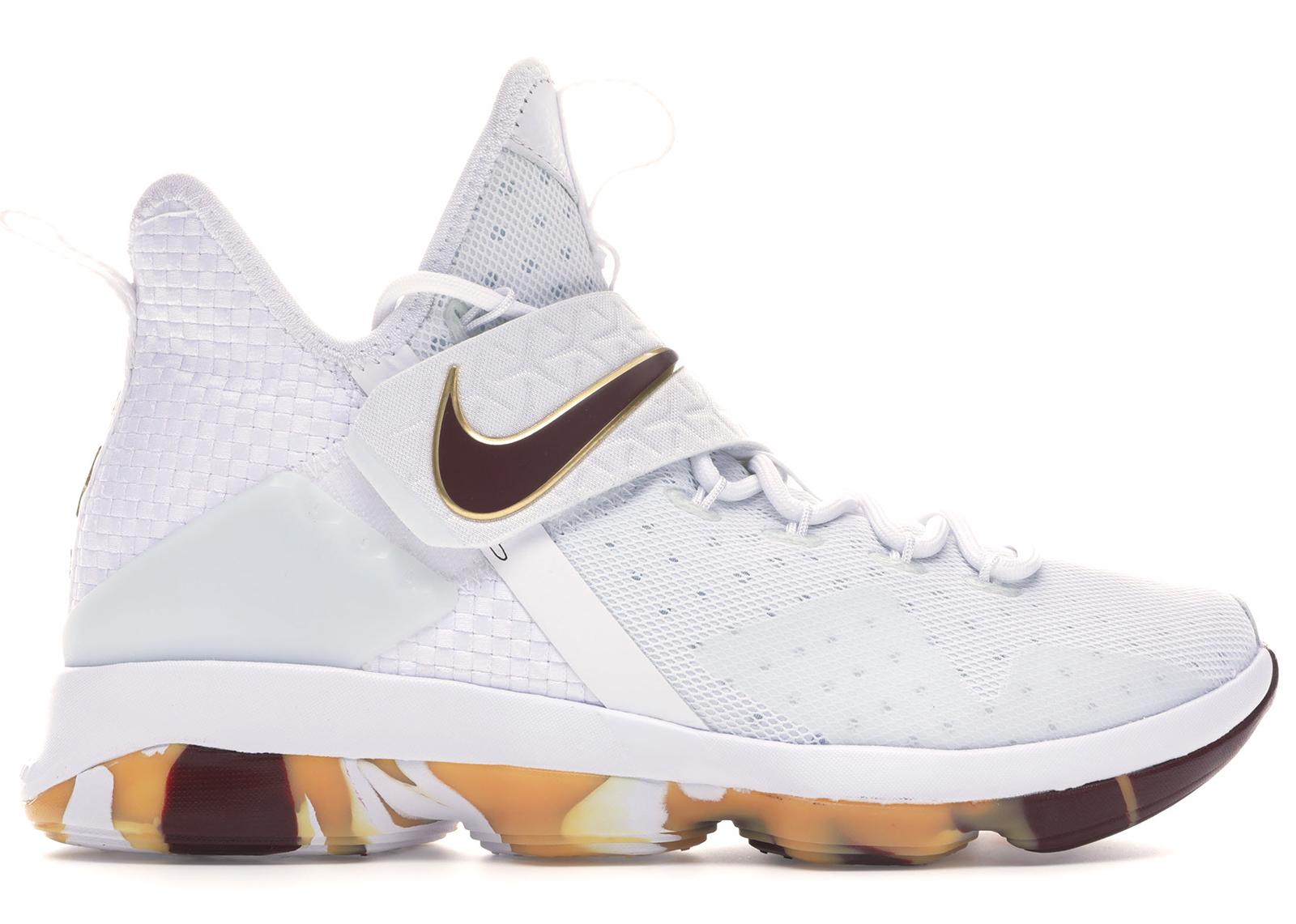 Nike LeBron 14 Wine - 852405-104