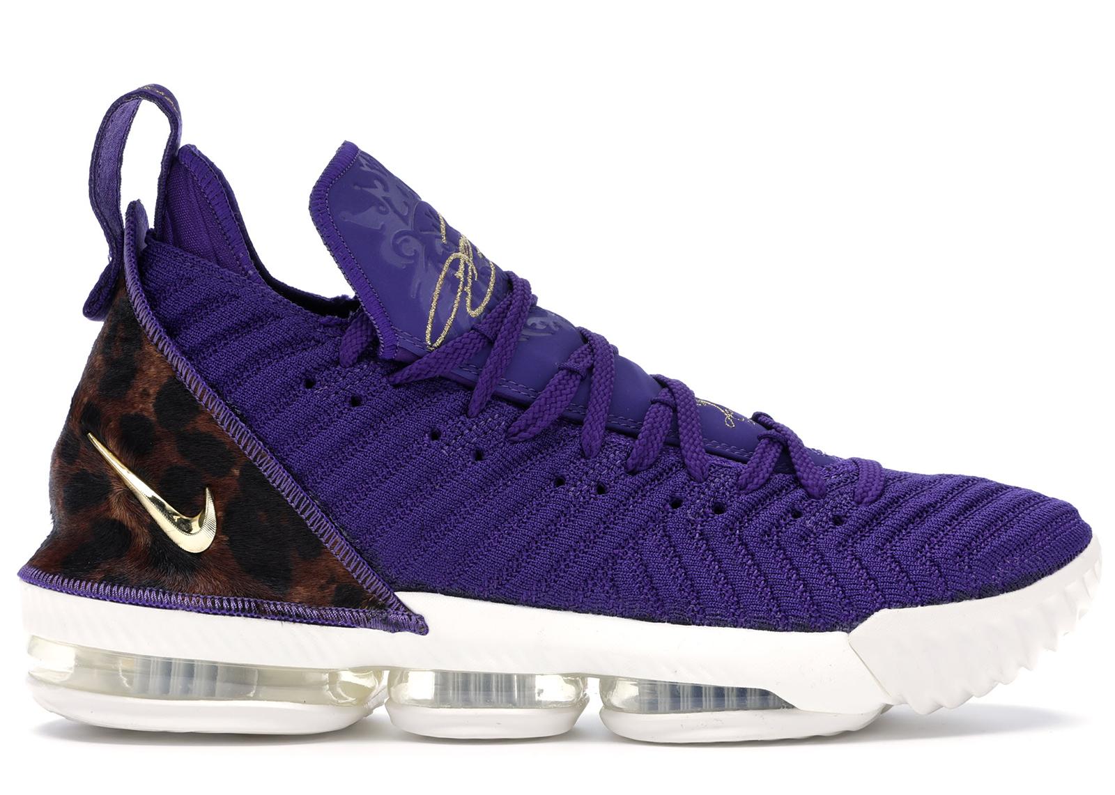 Nike LeBron 16 King Court Purple