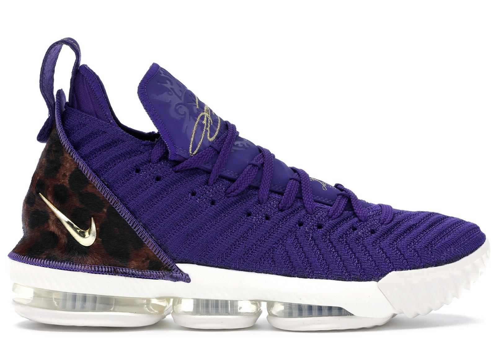 Lebron 16 King Court Purple