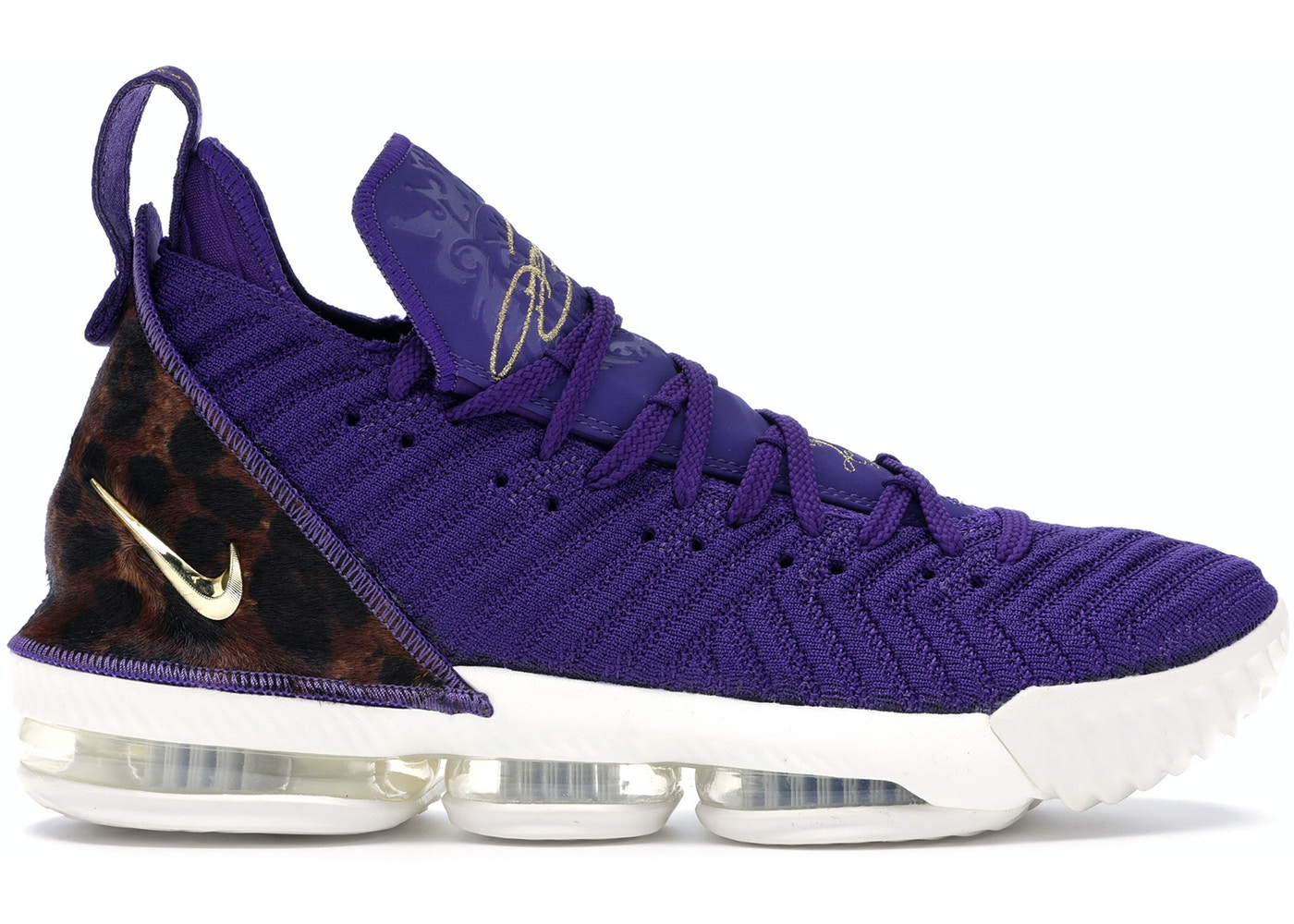 online retailer a378e 2e9da Lebron 16 King Court Purple