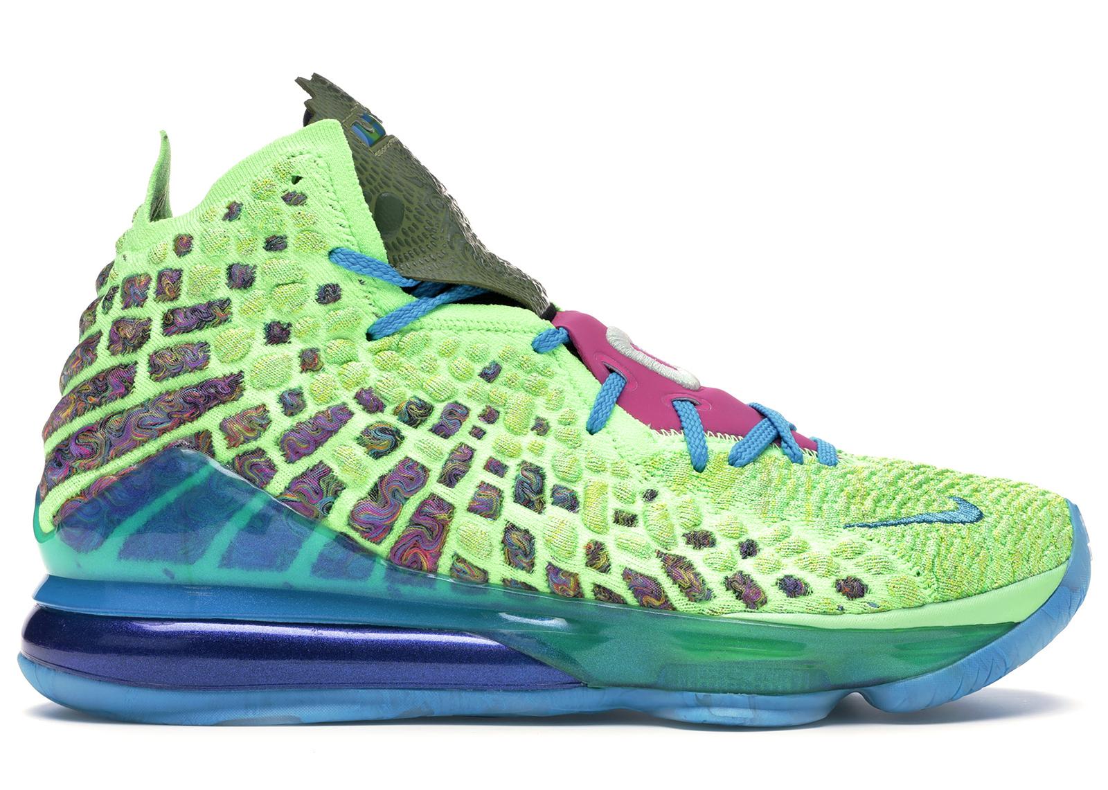Nike LeBron 17 Mr. Swackhammer - CV8075-300