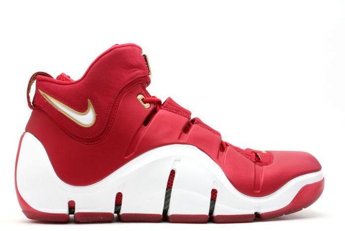Nike LeBron 4 China - 314647-611