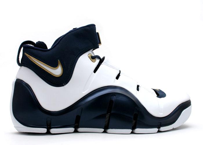 Nike LeBron 4 West Coast - 314647-111