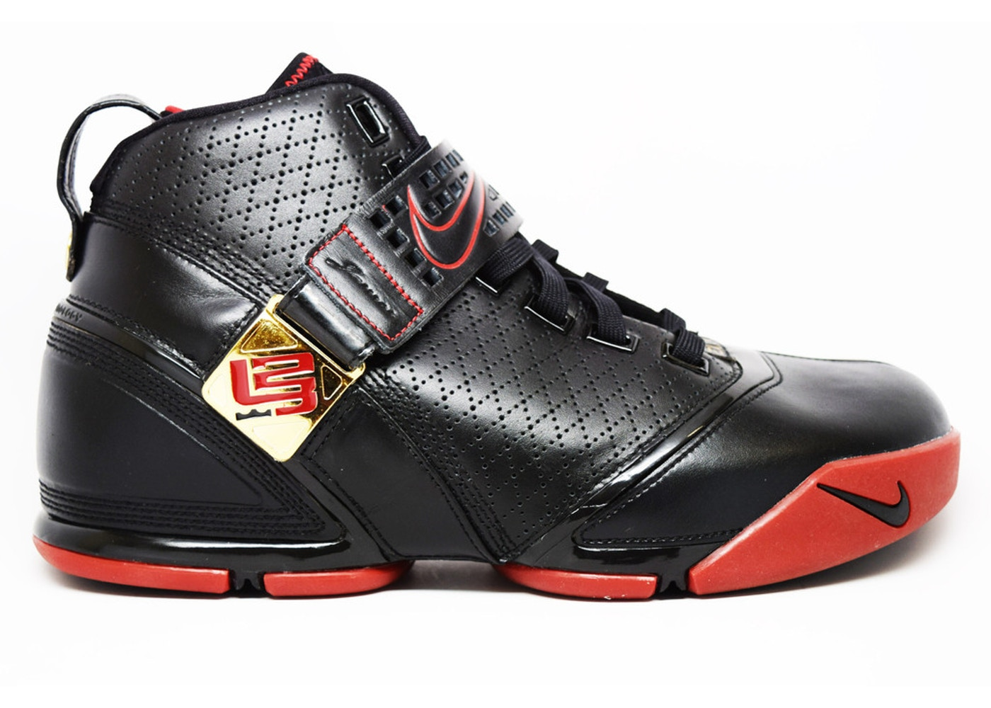 finest selection aa0ff 0c20c Buy Nike LeBron 5 Shoes & Deadstock Sneakers