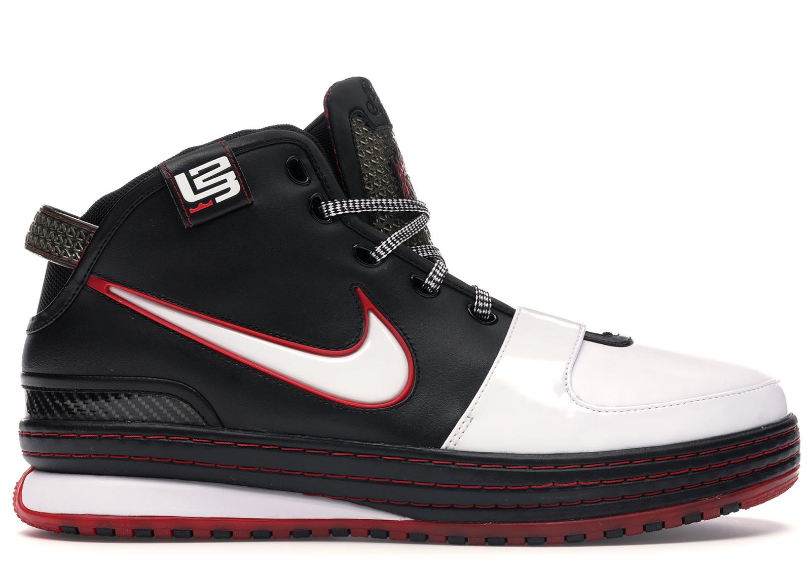 Nike LeBron 6 Bred - 346526-101