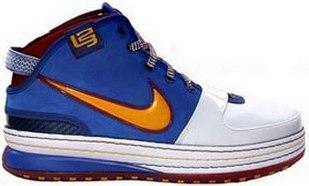 Nike LeBron 6 Superman - 346526-172