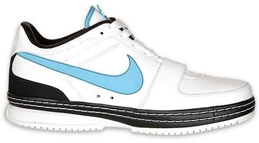 Nike LeBron 6 Low White Baltic Blue