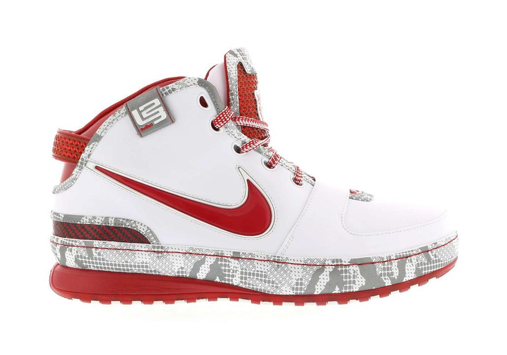 Nike LeBron 6 Shoes - Total Sold