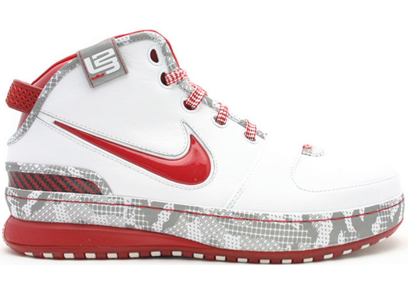 premium selection 2150c ca5f8 Nike LeBron 6 Shoes - Last Sale