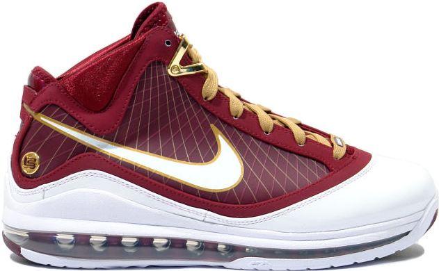 Nike Air Max Lebron 7 VII Christ the King CTK
