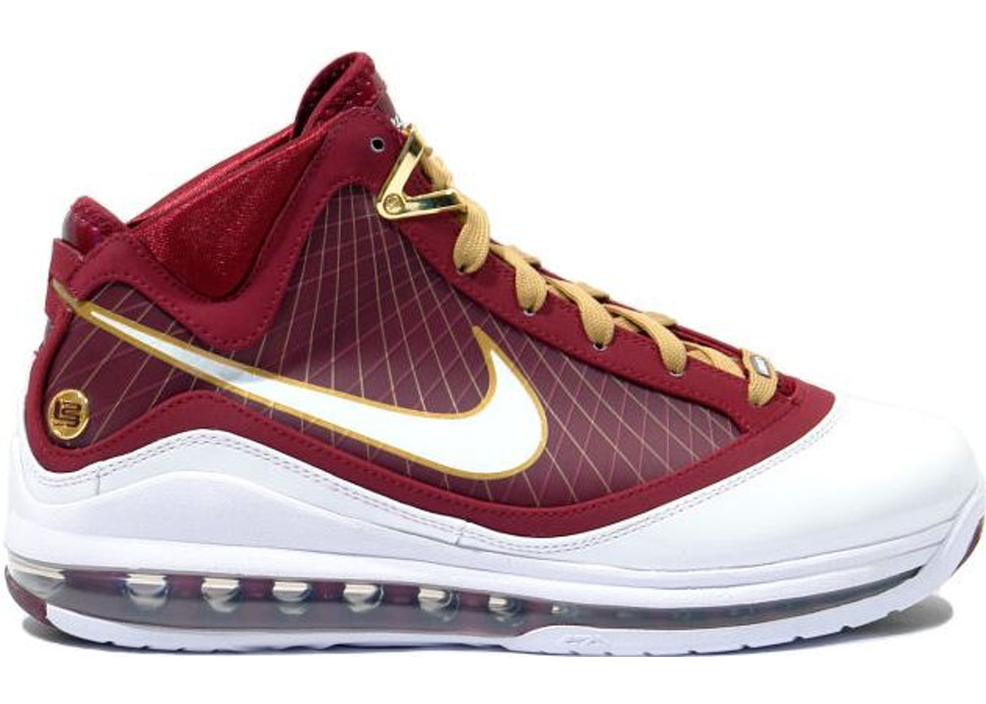 brand new ee44c 497f8 LeBron 7 Christ the King (CTK) - 375664-601