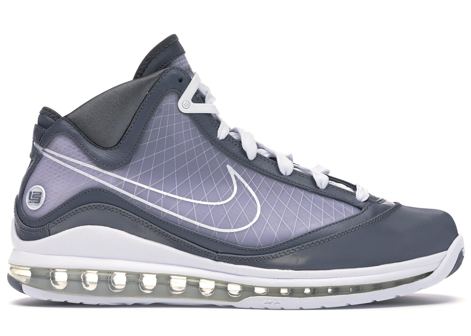Nike LeBron 7 Cool Grey - 375664-002