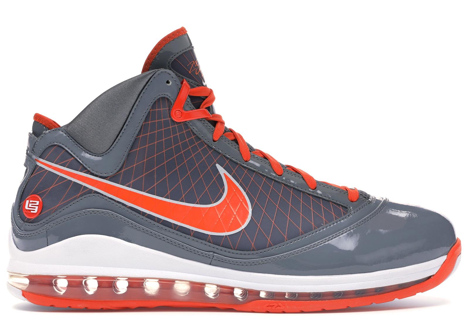 Nike LeBron 7 Eastbay TB Orange
