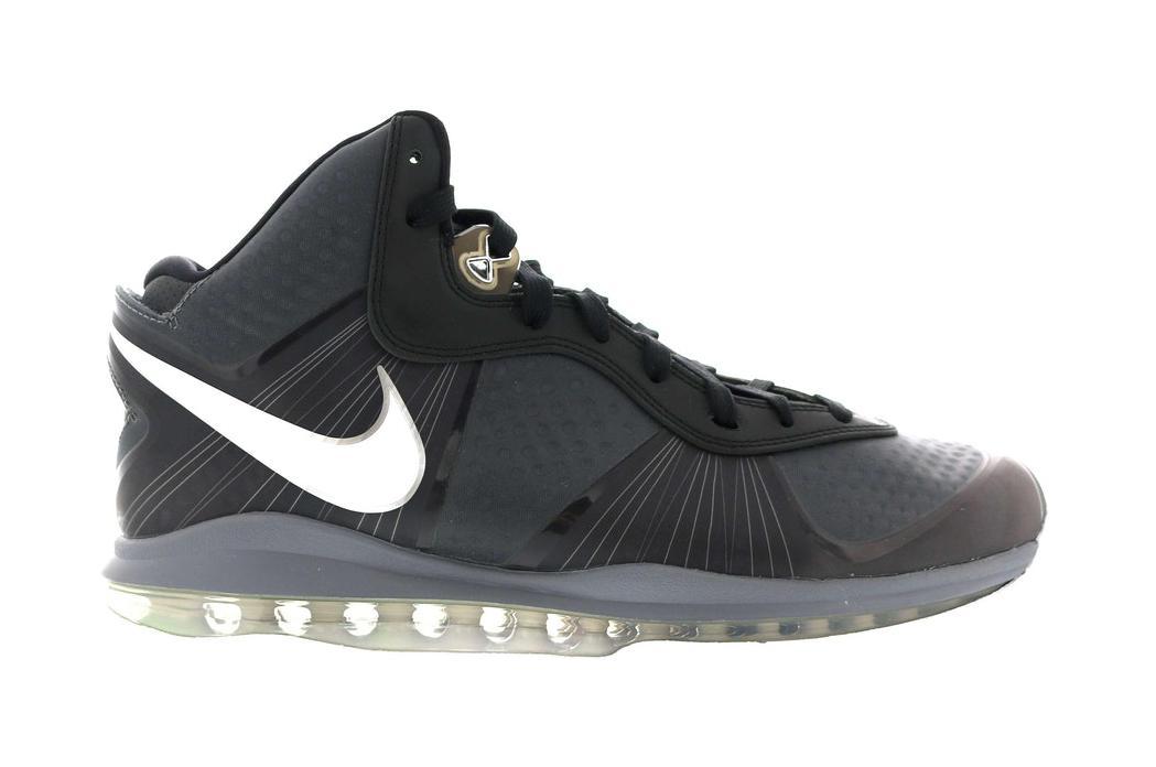 Nike LeBron 8 Cool Grey - 429676-002