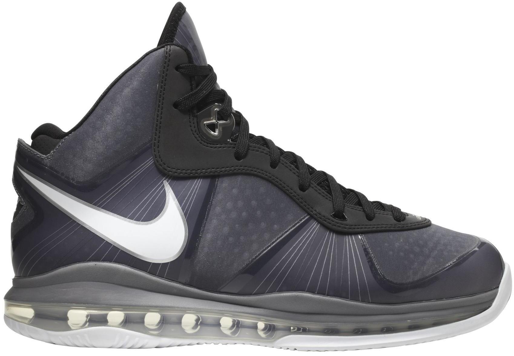 LeBron 8 Cool Grey