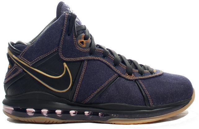 Nike LeBron 8 James Dean Denim - 268613