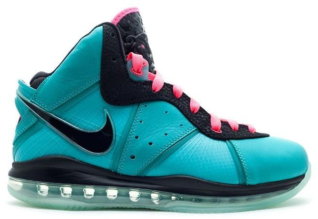 LeBron 8 South Beach (Pre-Heat)