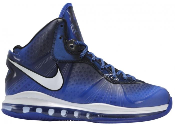 Nike LeBron 8 V/2 All-Star Blue