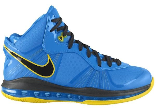 dbb7cf1964c366 Nike LeBron 8 Shoes - Total Sold