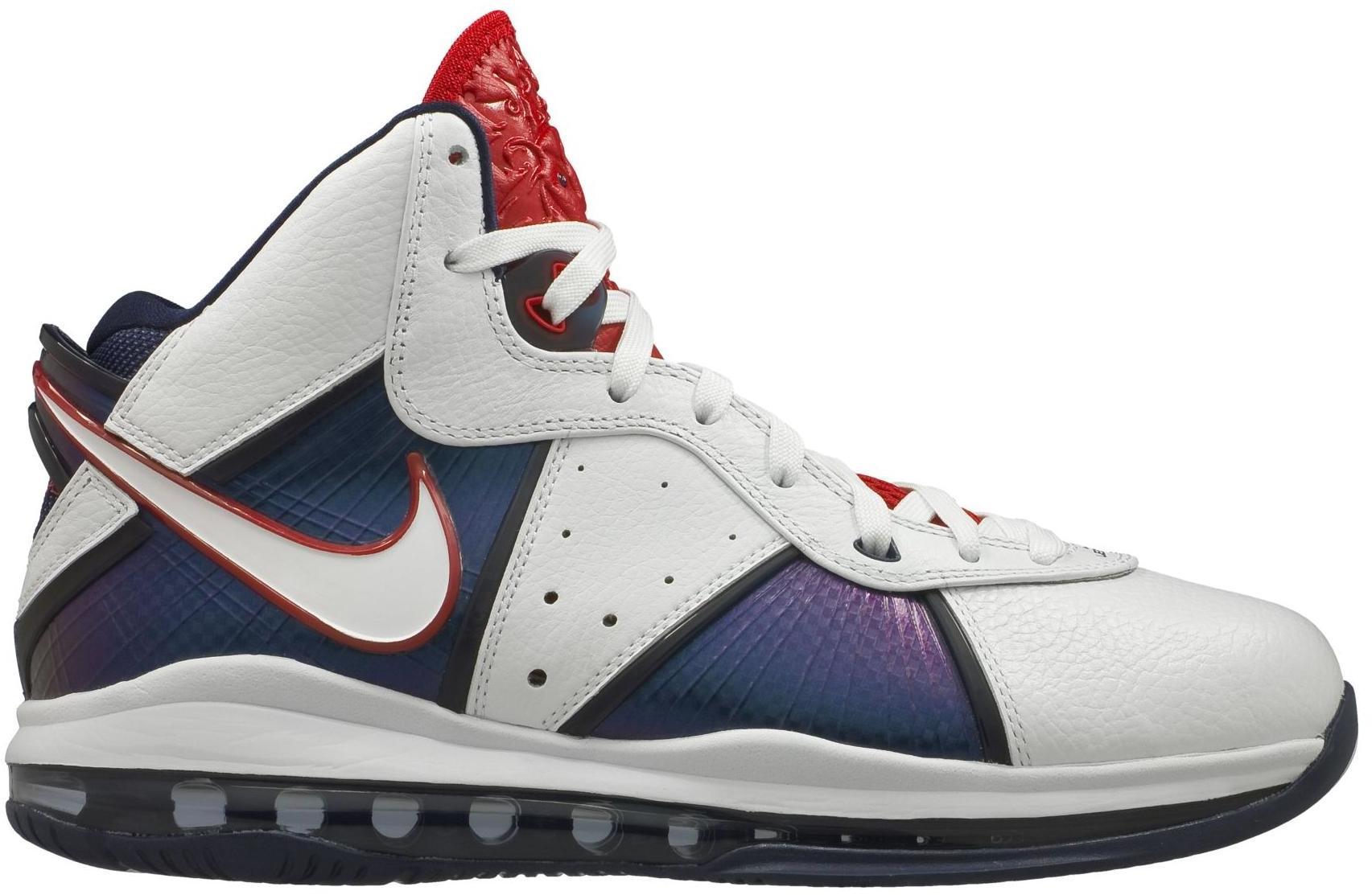 Nike LeBron 8 Veterans Day - 417098-100