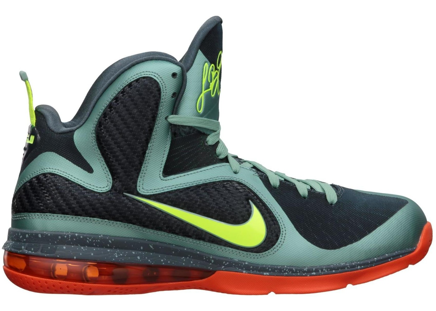 on sale 0ea00 4caca Buy Nike LeBron 9 Shoes   Deadstock Sneakers